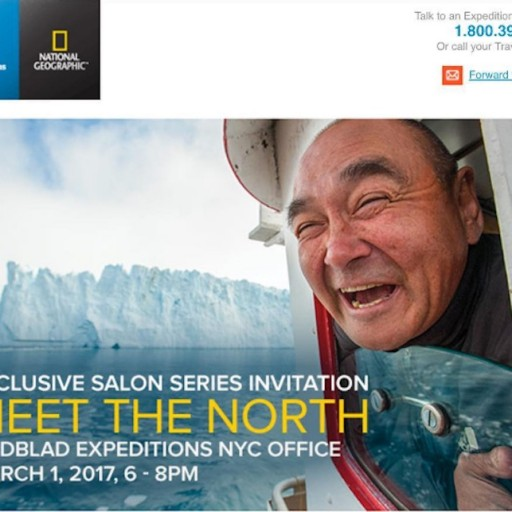Meet the North is travelling to New York City.